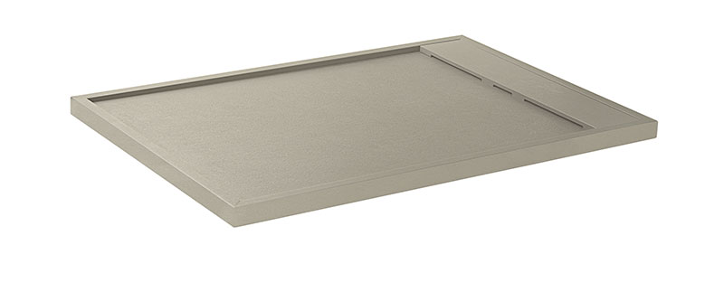 Shower base PET  Eauzon